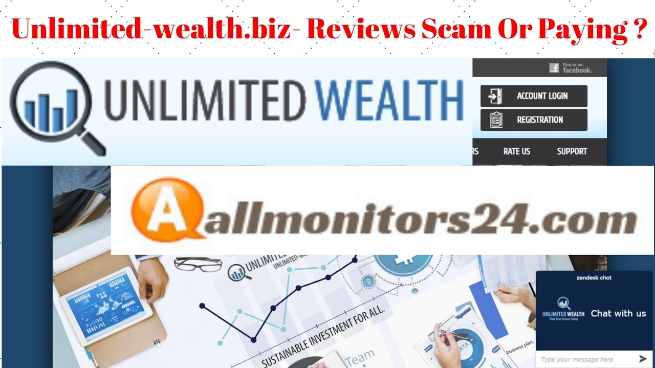 Unlimited-wealth biz Reviews Scam Or Paying