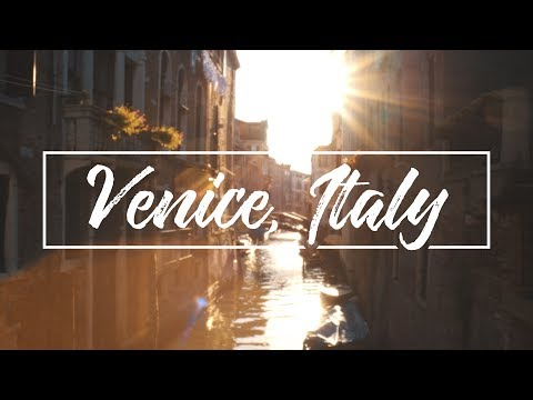 Midnight In Venice | Italy (Taylor Cut Films)