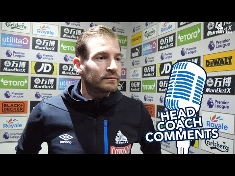 📹HEAD COACH COMMENTS | Jan Siewert reflects on the defeat at Palace