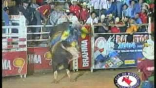 Homenagem ao Touro Bandido-TV Barretos