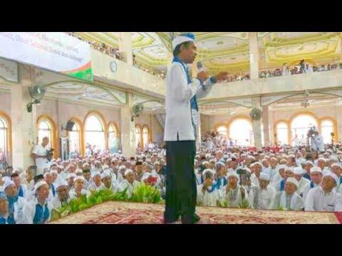Ribuan Pasang Mata Tak Berpaling Dari Ustadz Abdul Somad! Ceramah Terbaru UAS di BUNTOK KALTENG