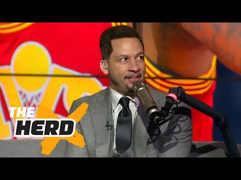 Cavaliers vs Warriors rivalry matches Lakers vs Celtics | THE HERD