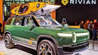 Electric Cars Go Mainstream at the New York Auto Show