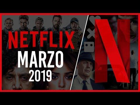 Estrenos Netflix Marzo 2019   Top Cinema