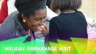 Holiday Orphanage Visit- Youth Center Round Up - YCTV 1402