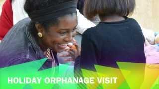 Holiday Orphanage Visit- Youth Center Round Up - YCTV 1402