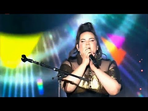 Netta Barzilai - TOY - Live Performance On Stage