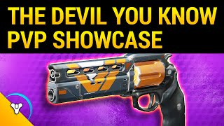Destiny Taken King: The Devil You Know PvP Showcase