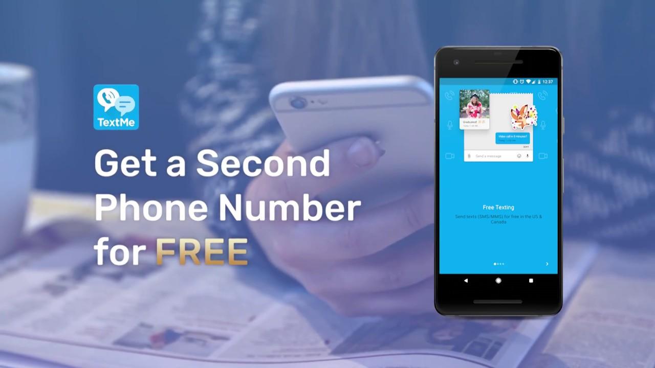 Download Text Me - Free Texting & Calls Mod APK Unlimited