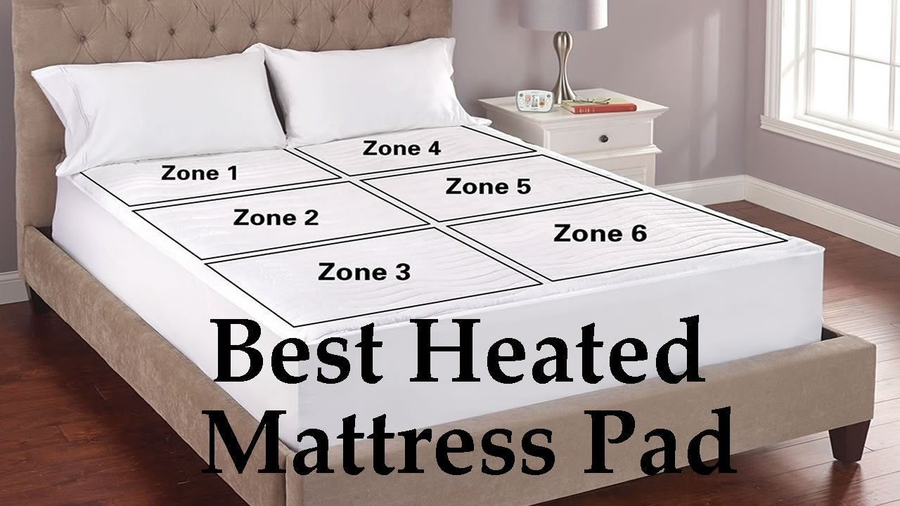 Best Heated Mattress Pad King Queen Size
