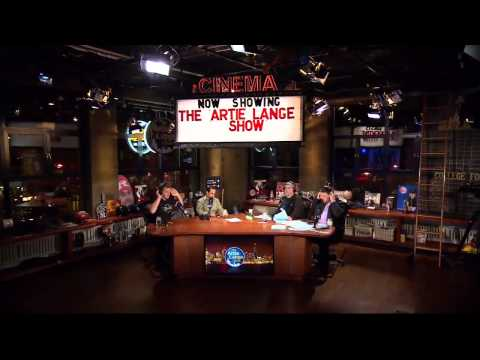 The Artie Lange Show -- Casey Stern (in-studio) Part 2