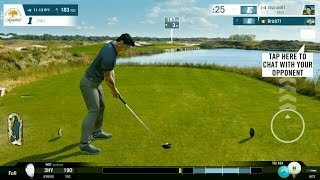 WGT Golf Game By Topgolf, Gameplay screenshot 1
