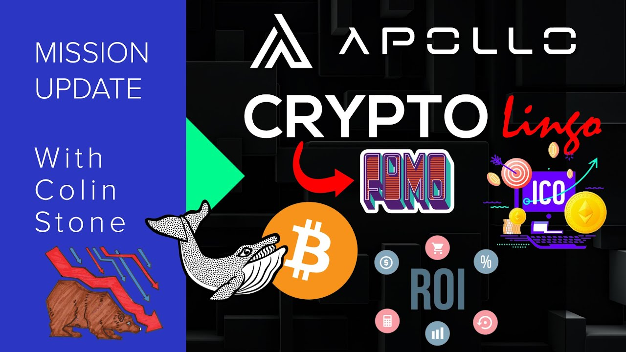 Mission Update #179 - Apollo Currency and Cyrpto Lingo