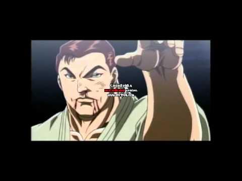 hanayama vs katsumi (un hombre sin miedo)