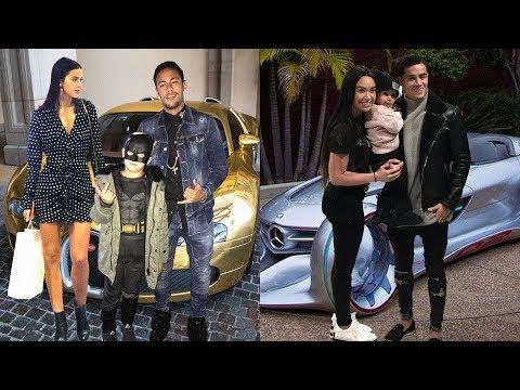 Neymar's Family vs Coutinho's Family ★ 2018