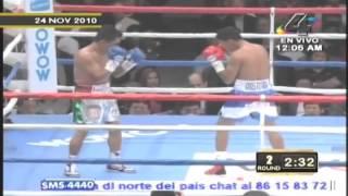 Pelea Roman Gonzalez vs Francisco Rosas II
