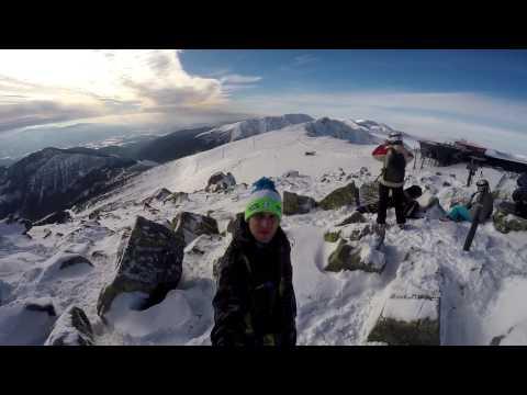 Slovakia 2017 (Jasna) Chopok - fun scenes WE GO