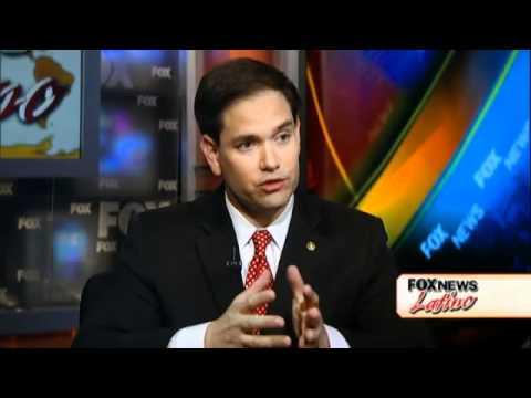 Full Marco Rubio Interview Uncut - Fox News Latino