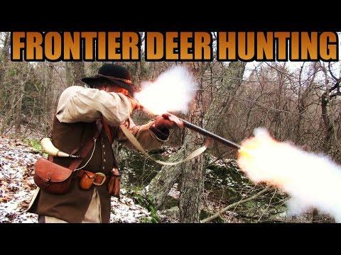 Western Pennsylvania Frontier Flintlock Muzzleloader Deer Hunting