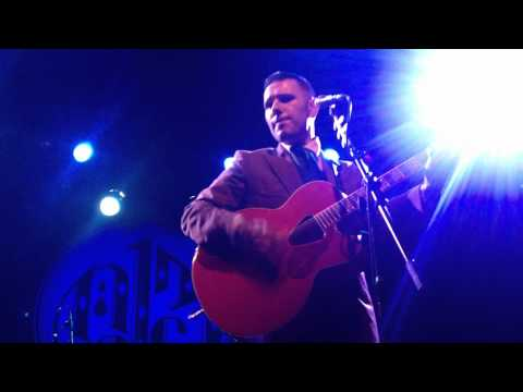Nick 13 of Tiger Army- Where The Moss Slowly Grows (Live @ The El Rey 7/20/12)