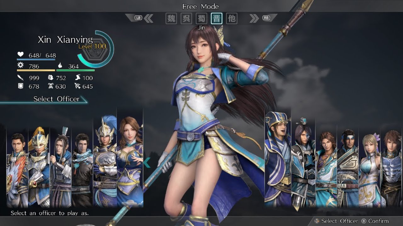 Dynasty warriors 8 xtreme legends v1. 02 trainer +13 youtube.