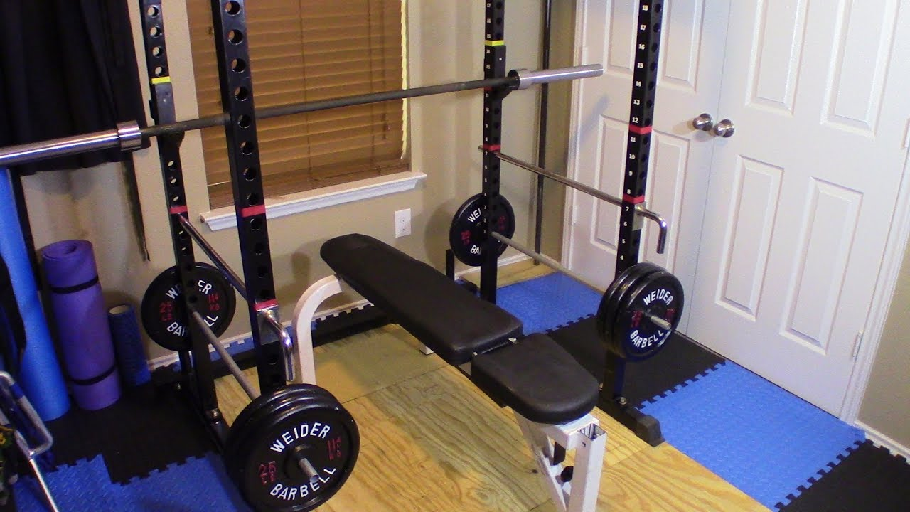 getting the most out of your power rack