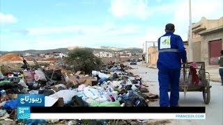 """""""البرباشة"""" جامعوا النفايات في تونس يعيشون في فقر مدقع"""