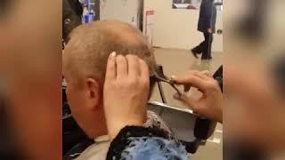 Мужская стрижка ножницами без машинки в ТЕХНИКЕ  NOVIALE 💎 ВИДЕО урок 🌟