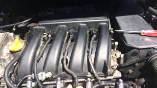 test injecteur clio 2 1.6 16V moteur K4M