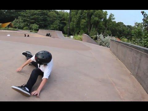 Singapore Skate Trip 2016