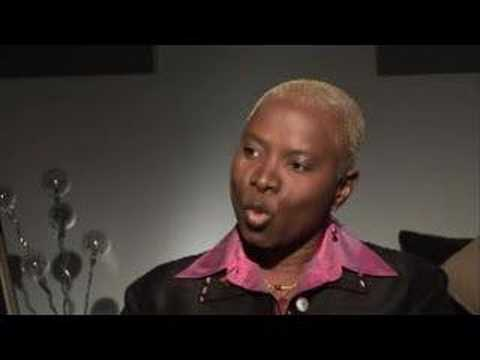 One on One- Angelique Kidjo- 21July 07- Part 1