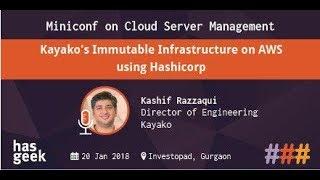 Kayako's Immutable Infrastructure on AWS using Hashicorp