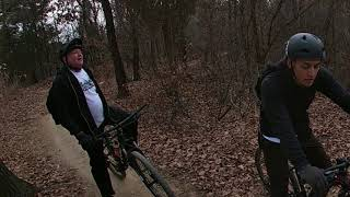 Mountain Biking Machasan Trail