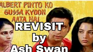 Albert Pinto Ko Gussa Kyon Aata Hai l Naseerudin Shah l Shabana Azmi I Smita Patil    #MumbaiMatinee