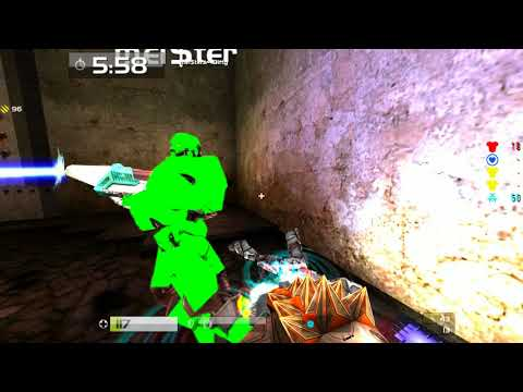 Quake Live: 1993 Perfect Hidden Fortress