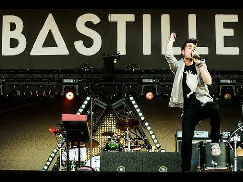 Bastille Live from Pinkpop 2014 - Full set (FIXED AUDIO SYNC)