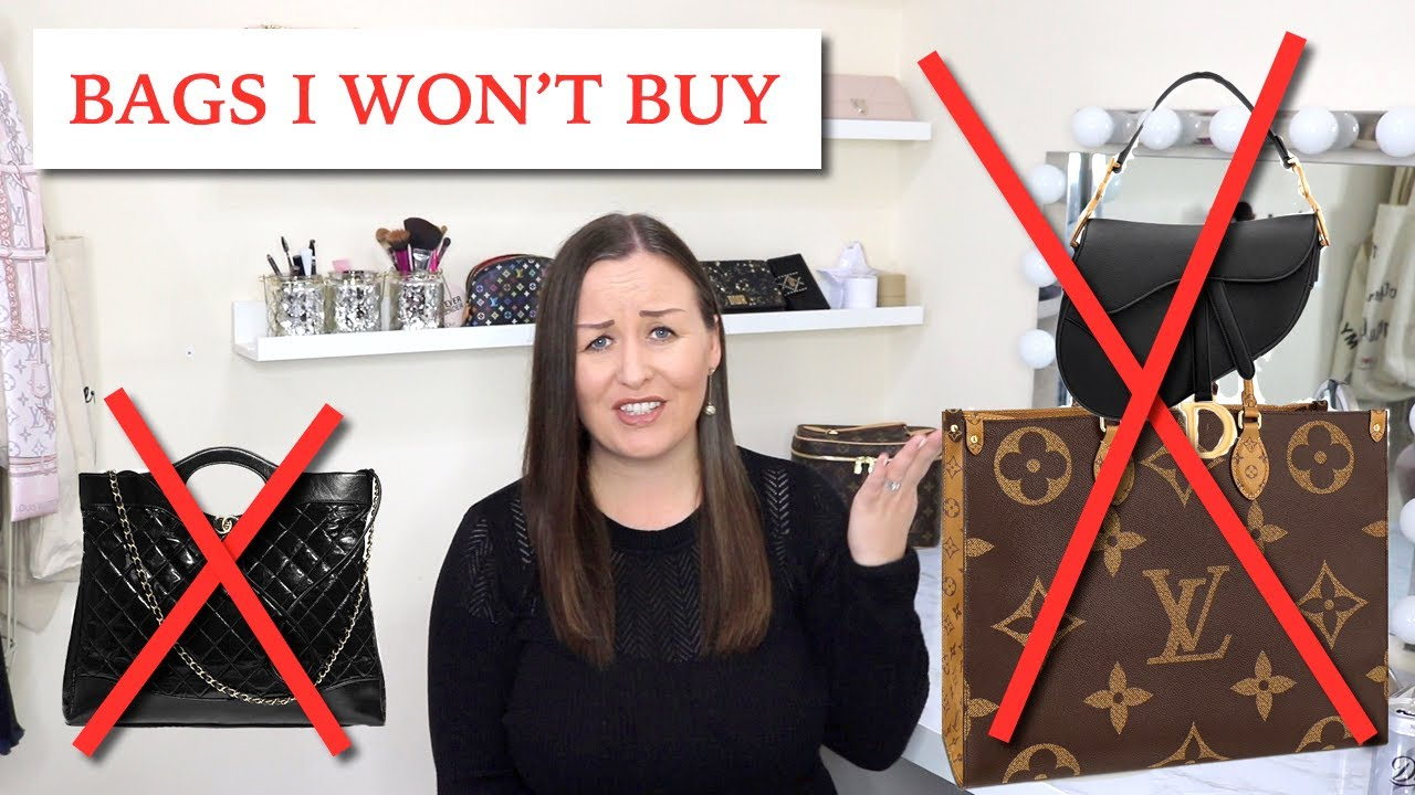 Popular Bags I Don't Want To Buy