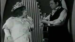 Cass Elliot And Johnny Cash Act Naturally