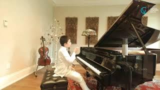 Ryan Huang, piano - Sound Espressivo Laureates' Recital