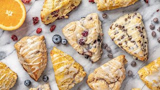 Ultimate Guide to British Scones (Make any flavor!)