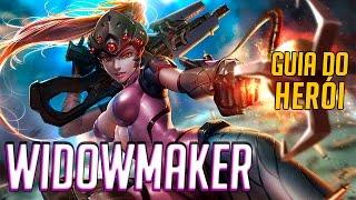 COMO JOGAR DE WIDOWMAKER - GUIA DO HERÓI - Overwatch Brasil
