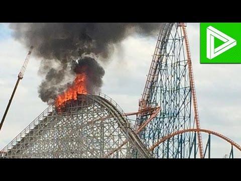 10 Dangerous Roller Coasters You Won't Believe Exist
