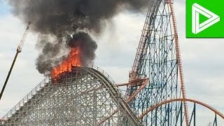 10 Dangerous Roller Coasters You Won't Believe Exist