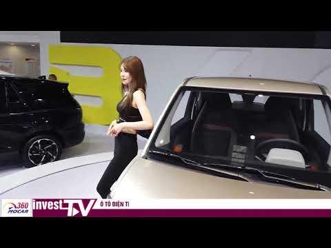 Ô tô điện Trung Quốc 'gây sốt' với giá chỉ 100 triệu đồng