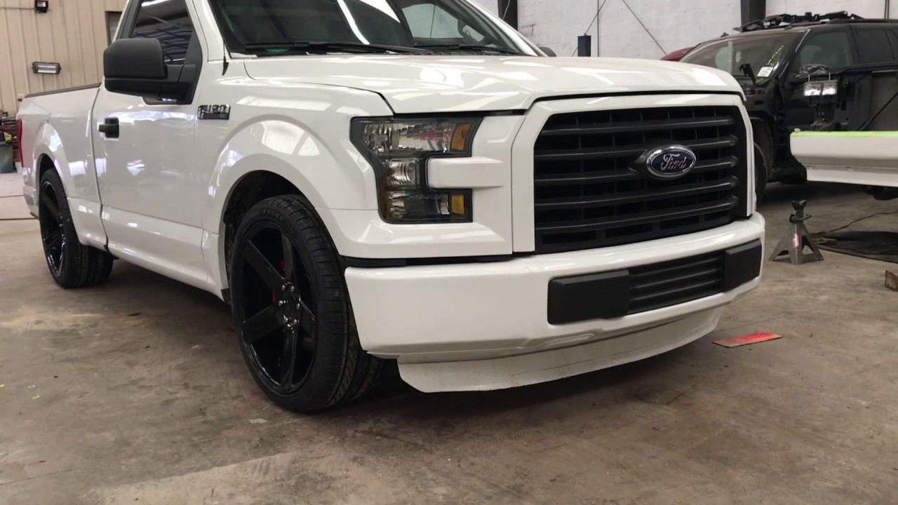 Show Low Ford >> 2015 F150 low with dub wheels - YouTube