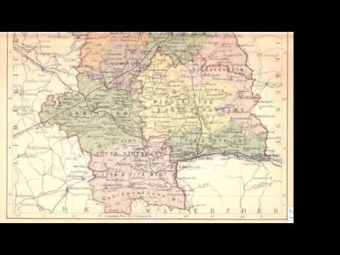Ryan Family Name; County Tipperary Ireland; Irish genealogy; IF#194