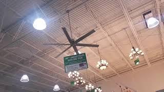 Menards Ceiling Fan Display 2017