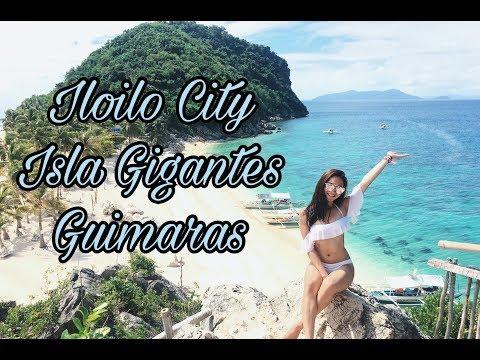 #whereDeiwent: Iloilo City, Isla Gigantes & Guimaras