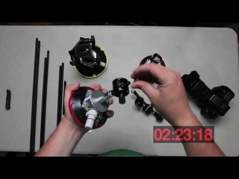 Filmtools 3025 Camera Mount Plus Triangulation Kit Bundle