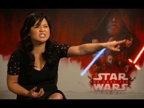 THE LAST JEDI Interview with ROSE TICO actress Kelly Marie Tran for Star Wars episode VIII